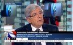 """""""Les mesures que propose M. Sarkozy, notamment la hausse de la TVA, sont injustes et inefficaces"""""""
