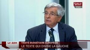 """""""Je ne voterai pas le traité européen"""""""