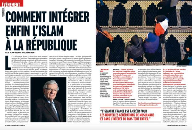 Comment intégrer enfin l'islam à la République