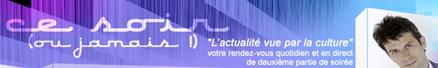 """Jean-Pierre Chevènement invité de """"Ce soir (ou jamais !)"""" sur France 3 mercredi 16 septembre à 23h"""