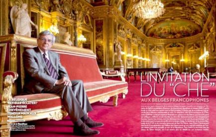 Extrait de Paris Match