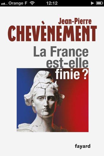 La couverture de la France est-elle finie? sur votre iPhone
