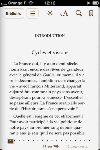 Les premières pages de La France est-elle finie?, accessibles gratuitement (mode extrait)