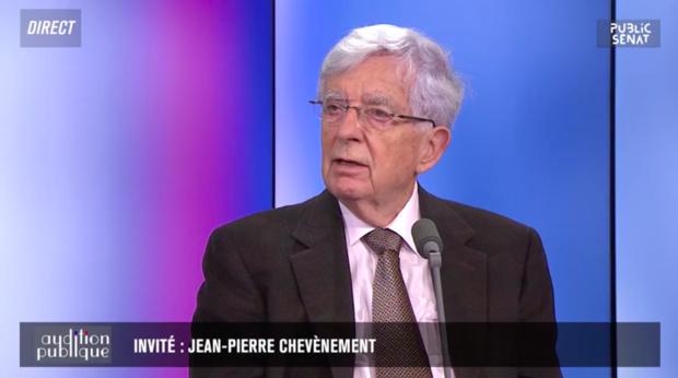 Entretien sur LCP : « La France est dans une période dramatique de son histoire et doit se défendre ! »