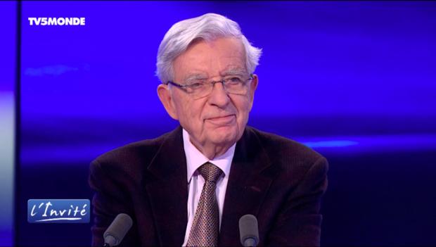 Entretien sur TV5 Monde: «Il faut faire de la politique un acte de création»