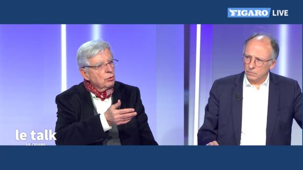 """Entretien au Figaro Live : """"Il faut compléter la loi de 1905"""""""