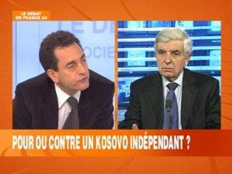 Jean-Pierre Chevènement invité de France 24 jeudi 20 décembre à 21h10