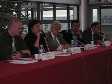 Les photos du colloque de la Fondation Res Publica : Où va la société palestinienne ?