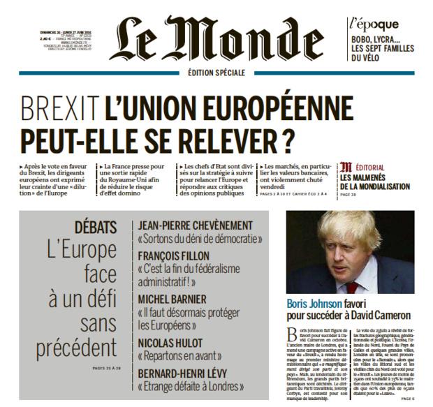 Sortons du déni de démocratie en Europe