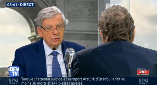 """""""Il faut changer d'Europe et nouer des partenariats avec la Russie et la Turquie"""""""