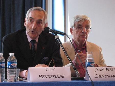 Hommage à Loïc Hennekinne