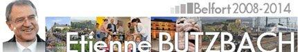 Visitez le site et le blog de campagne d'Etienne Butzbach pour les municipales à Belfort