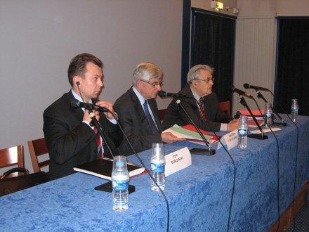 Rencontre-débat de la Fondation Res Publica avant l'élection présidentielle russe