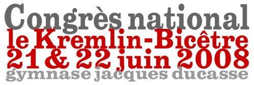 Congrès du MRC des 21 et 22 juin