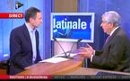 Afghanistan, politique de Barack Obama, Otan, polémique sur les minarets : Jean-Pierre Chevènement sur i>Télé