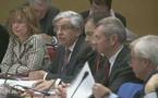 La vidéo de l'intervention de Jean-Pierre Chevènement en commission du Sénat sur la réforme des collectivités territoriales