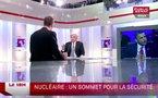 Jean-Pierre Chevènement invité du 18h de Public Sénat le mardi 13 avril