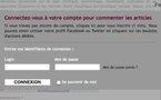 Connectez-vous désormais pour commenter les articles du blog