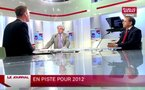 Jean-Pierre Chevènement invité de Public Sénat à 19h lundi 28 juin