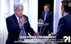"""""""Pas plus que l'arbre ne doit cacher la forêt, la question de la Grèce ne doit occulter le problème de l'euro"""""""