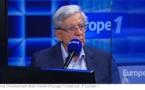 """Entretien sur Europe 1 : """"La gauche est morte, provisoirement, d'avoir épousé le néo-libéralisme"""""""