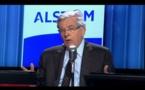 """Alstom : """"Le contrôle du capital doit rester français"""""""