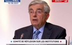 Audition de Jean-Pierre Chevènement par la commission de réflexion et de proposition sur la modernisation et le rééquilibrage des institutions de la Vème République