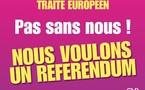 Commandez l'affiche du Comité National pour un Référendum